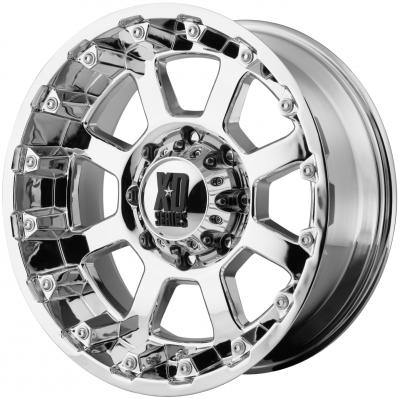 Strike (XD807) Tires