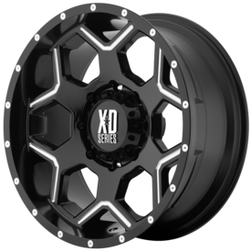 Crux (XD812) Tires